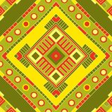 Ethnic pattern. Tribal art. African pattern. Stock Photo