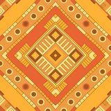 Ethnic pattern. Tribal art. African pattern. Stock Photos