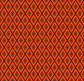 Ethnic patterns in the form of multi-colored rhombus.Vector.Seam Royalty Free Stock Photography