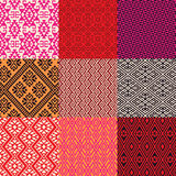 Ethnic Patterns Stock Photos