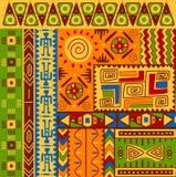 Ethnic patterns Royalty Free Stock Image