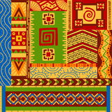 Ethnic patterns Stock Photography