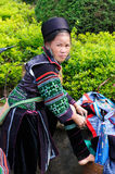 Ethnic people in Vietnam Royalty Free Stock Photos