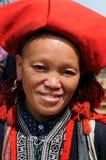 Ethnic people in Vietnam stock images