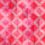 Ethnic pink Royalty Free Stock Image