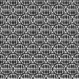 Ethnic primitive pattern Stock Image