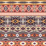 Ethnic print  pattern background Royalty Free Stock Photo