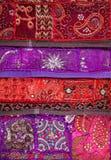 Ethnic Rajasthan cushion Stock Images