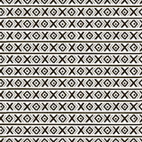 Ethnic russian seamless pattern Royalty Free Stock Photos