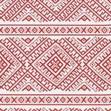 Ethnic russian seamless pattern Stock Photos