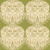 Ethnic seamless abstract pattern Stock Photo