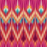 Ethnic seamless fashion pattern Stock Images