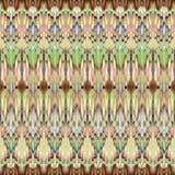 Ethnic seamless fashion pattern Stock Photos