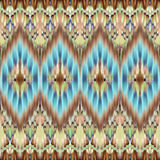Ethnic seamless fashion pattern Royalty Free Stock Photos