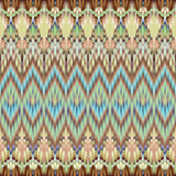 Ethnic seamless fashion pattern Stock Photo