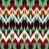 Ethnic seamless fashion pattern Royalty Free Stock Image