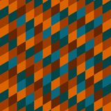 Ethnic seamless geometric abstract pattern. Royalty Free Stock Photography