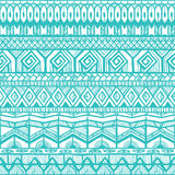 Ethnic seamless pattern Royalty Free Stock Photos