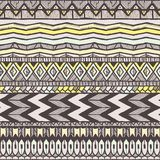 Ethnic seamless pattern Stock Photo