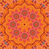 Ethnic seamless pattern. Abstract Tribal vintage ethnic seamless pattern ornamental Stock Photo