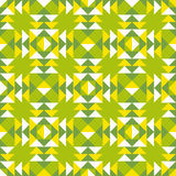 Ethnic seamless pattern. American tribal geometric background. Stock Photography