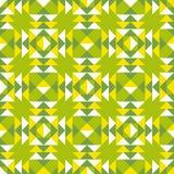 Ethnic seamless pattern. American tribal geometric background. Stock Photography