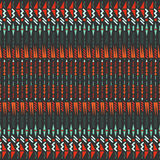 Ethnic seamless pattern. Aztec fabric design. Royalty Free Stock Photos