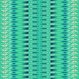 Ethnic seamless pattern. Aztec fabric design. Royalty Free Stock Photography