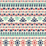 Ethnic seamless pattern. Stock Photos