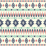 Ethnic seamless pattern. Stock Photo