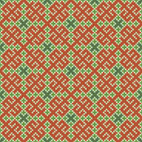 Ethnic seamless pattern background Royalty Free Stock Photos