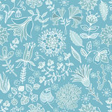 Ethnic seamless pattern. Decorative border Royalty Free Stock Photography