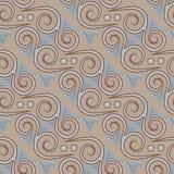 Ethnic seamless pattern. Egyptian, Greek, Roman style. Stock Photography