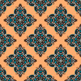 Ethnic seamless pattern Royalty Free Stock Images