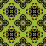 Ethnic seamless pattern  illustration Royalty Free Stock Image