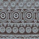 Ethnic seamless pattern. Royalty Free Stock Photos