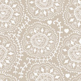 Ethnic seamless pattern Stock Images