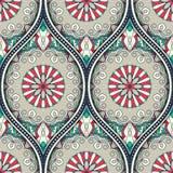 Ethnic seamless pattern Stock Photo