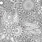 Ethnic seamless pattern Royalty Free Stock Image