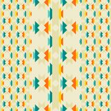 Ethnic seamless pattern in native style Stock Photo