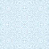 Ethnic seamless pattern ornament print design Royalty Free Stock Photos
