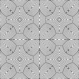 Ethnic seamless pattern ornament print design Royalty Free Stock Photo