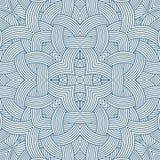 Ethnic seamless pattern ornament print design Stock Image