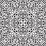 Ethnic seamless pattern ornament print design Royalty Free Stock Photo