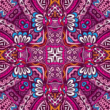 Ethnic seamless pattern ornamental Royalty Free Stock Images