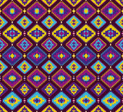 Ethnic seamless pattern. Vector illustration vector illustration