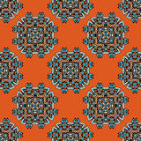 Ethnic Seamless Pattern Vector Royalty Free Stock Photography