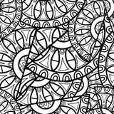 Ethnic seamless pattern Royalty Free Stock Image