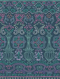 Ethnic seamless stripe pattern. Vector illustration for your cut Stock Image