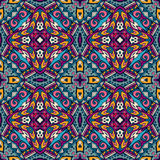 Ethnic seamless vector pattern ornamental Stock Images